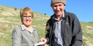 Durable eucalypts included in first 2016 AGS planting