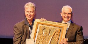 Paul Millen awarded NZIF Forester of the Year 2021
